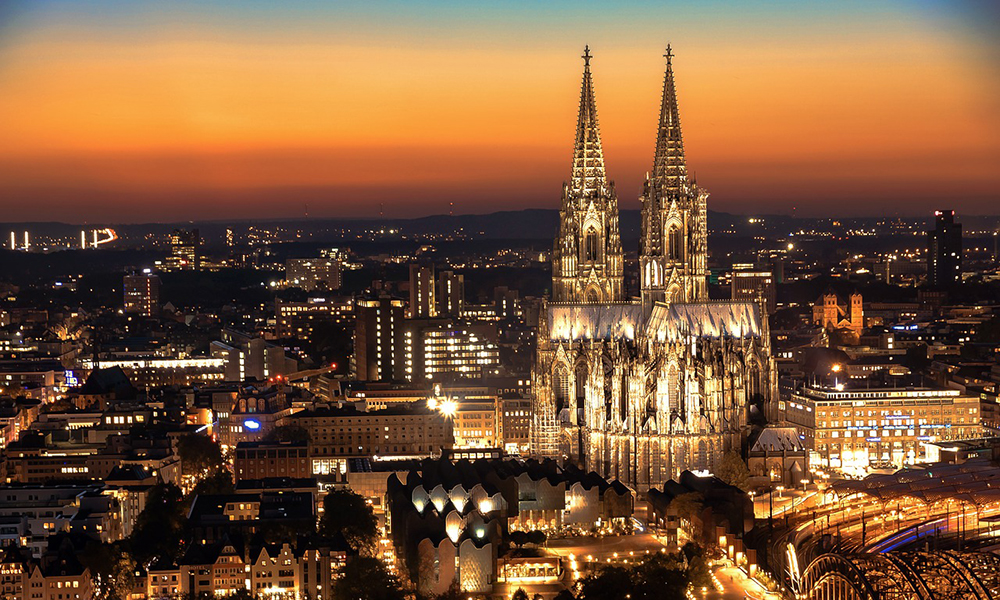 Köln_am_Abend