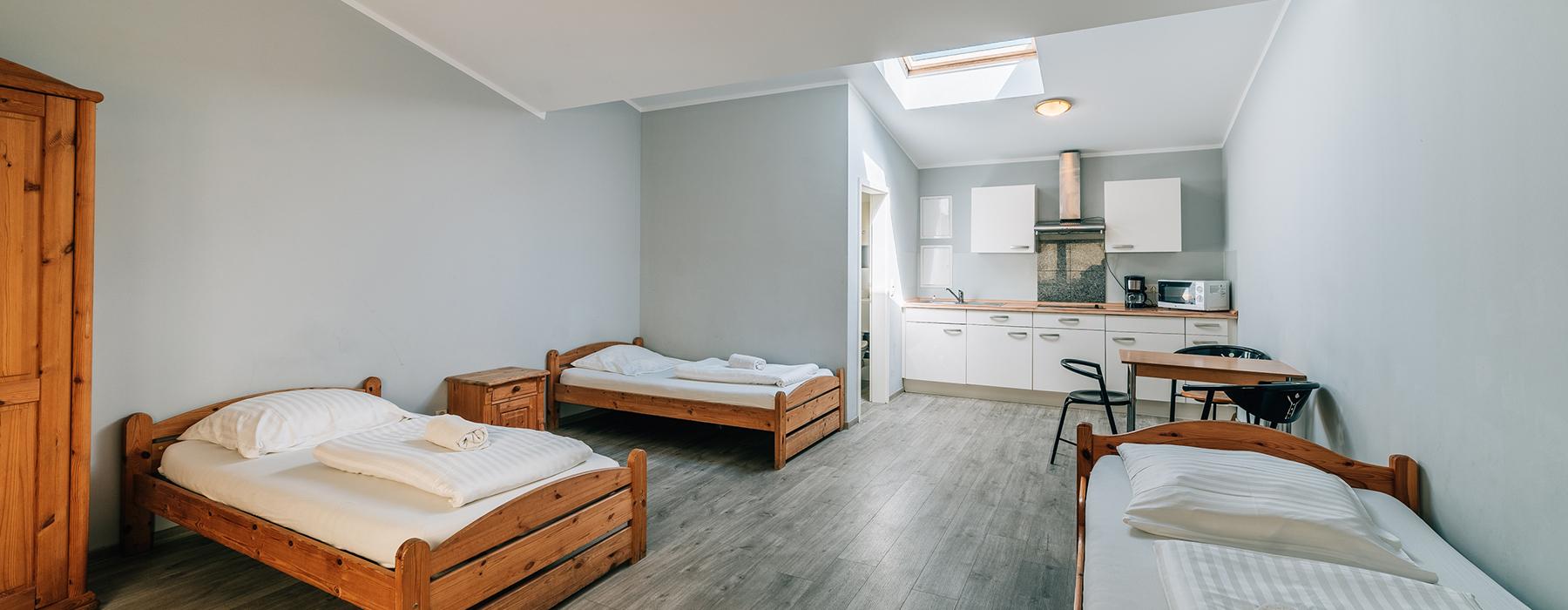 Comfort Tarif: Monteur- und Messezimmer Köln für Pendler